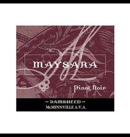 "Maysara ""Jamsheed"" Pinot Noir Momtazi Vineyard 2014 750ml"