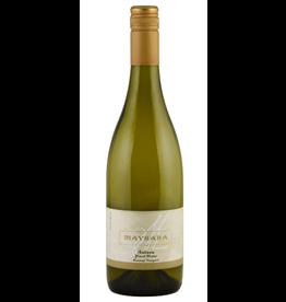"American Wine Maysara ""Autees"" Pinot Blanc Momtazi Vineyard McMinnville, OR 2017 750ml"