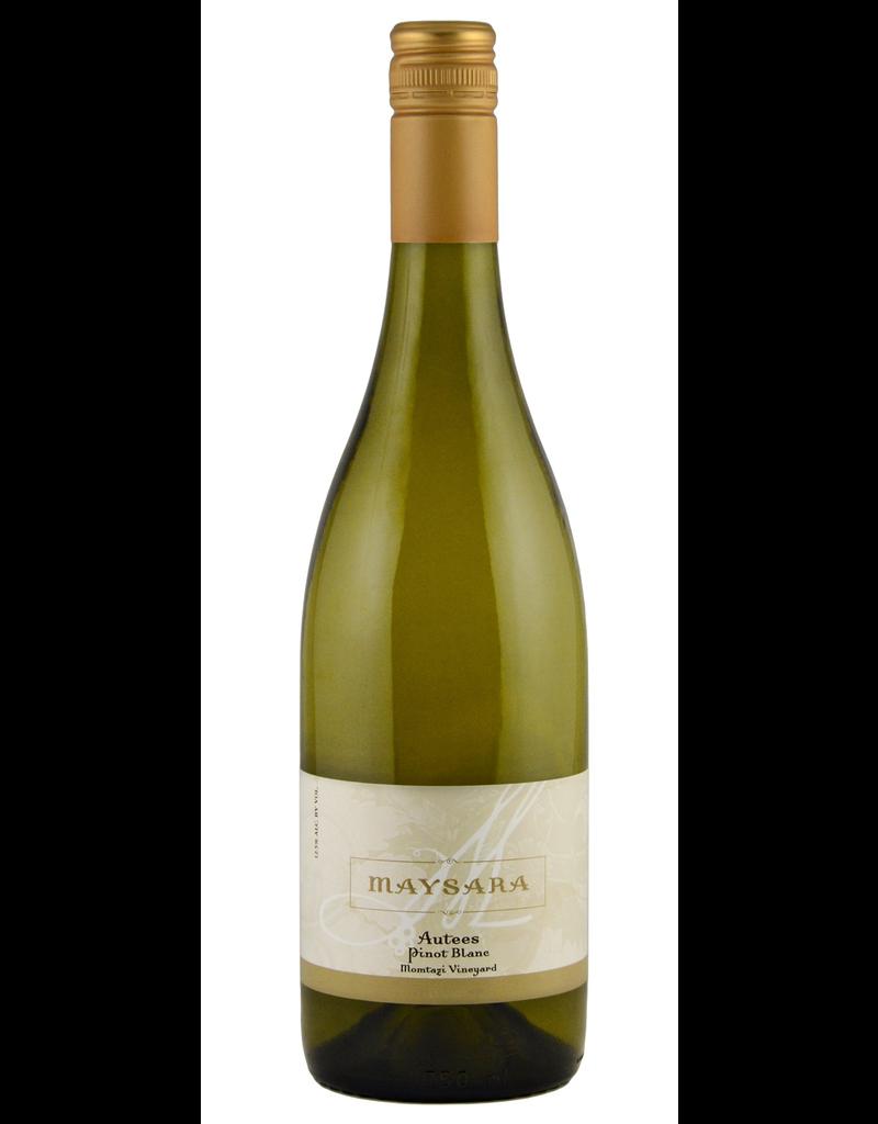 "Maysara ""Autees"" Pinot Blanc Momtazi Vineyard McMinnville, OR 2017 750ml"