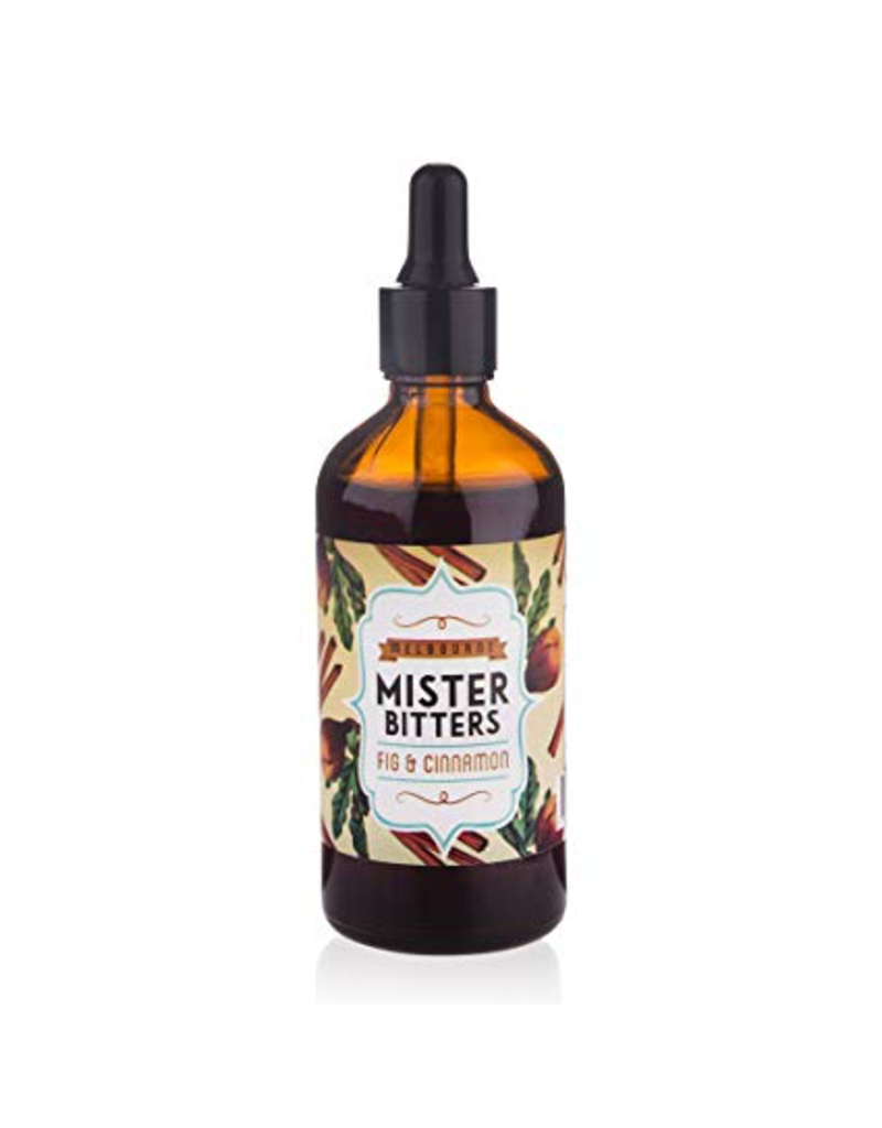 Bitter Mister Bitters Fig & Cinnamon Bitters 100ml