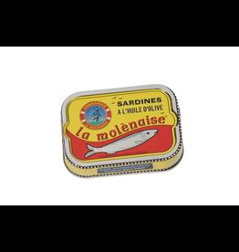 Miscellaneous La Molénaise Sardines al'Huile d'Olive 4oz