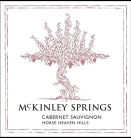 McKinley Springs Cabernet Sauvignon Horse Heaven Hills WA 2011 750ml