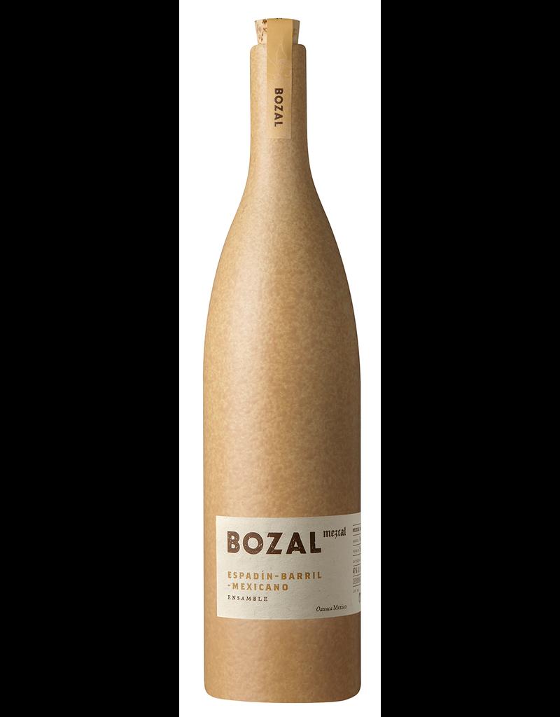 Bozal Mezcal Espadin-Barril Ensemble 750ml