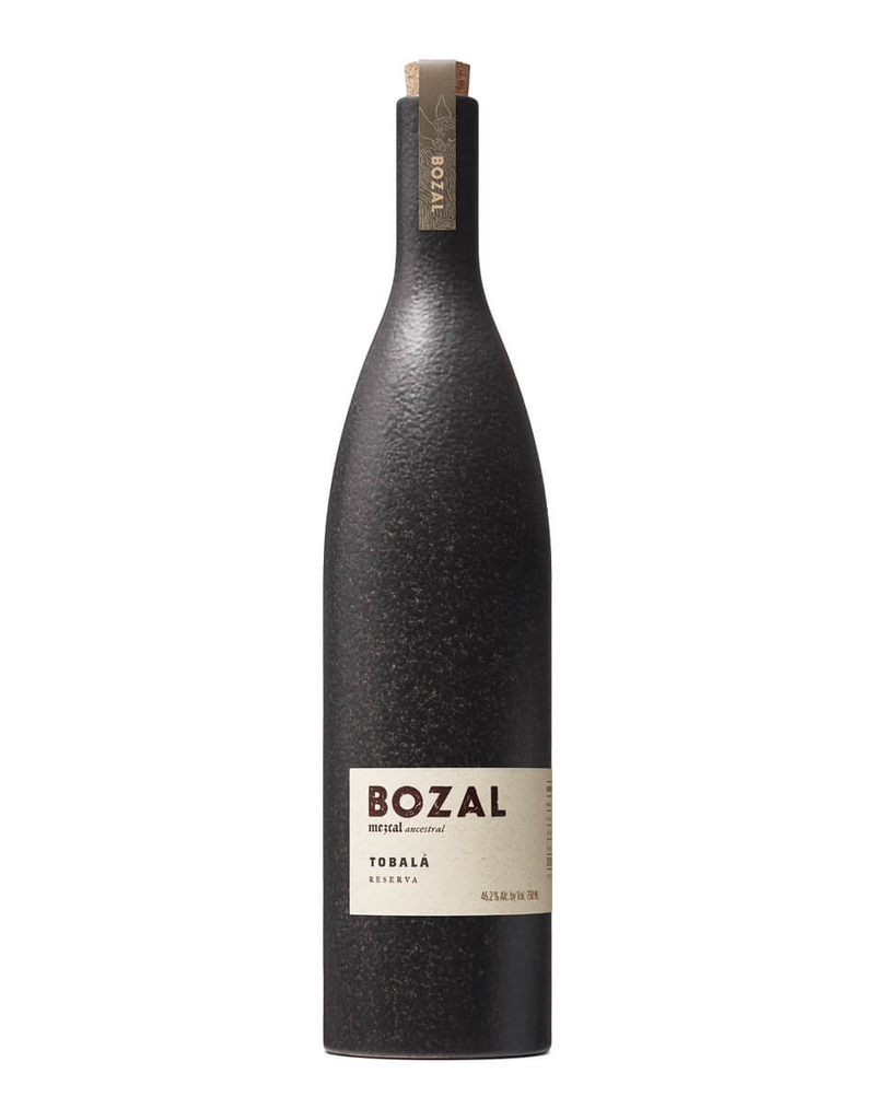 Tequila/Mezcal Bozal Mezcal Tobala 750ml