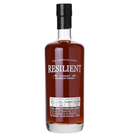 Resilient Barrel #133 14 Year Straight Bourbon Whisky 750ml