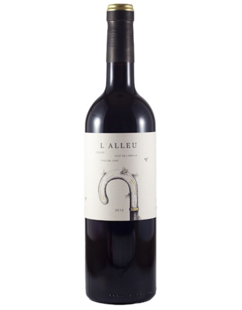 "Spanish Wine Vendrell Rived ""L'Alleu"" Montsant 2017 750ml"