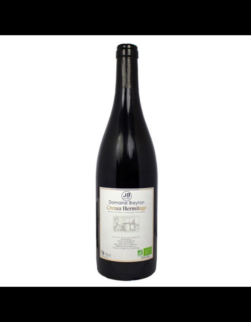 French Wine Domaine Breyton Crozes-Hermitage 2016 750ml