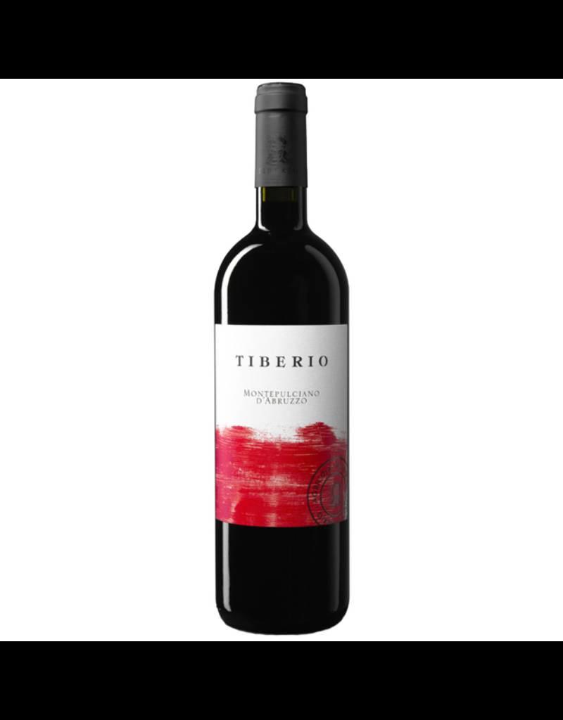 Italian Wine Tiberio Montepulciano d'Abruzzo 2017 750ml