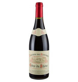 French Wine Domaine de Romarins Cotes du Rhone Rouge 2018 750ml