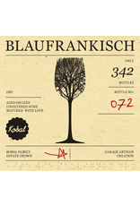 Eastern Euro Wine Kobal Blaufrankisch Petoviona Slavenia 2018 750ml