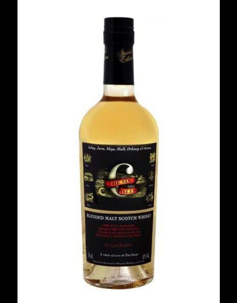 Scotch The Six Isles Blended Malt Scotch Whisky 750ml