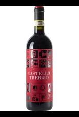 Italian Wine Castello Trebbio Chianti Superiore 2018 750ml