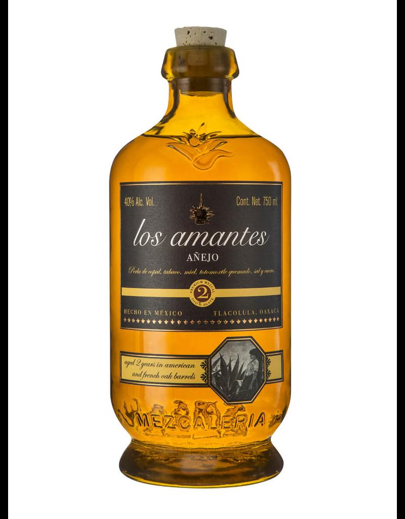 Tequila/Mezcal Los Amantes Mezcal Artesanal Anejo 750ml