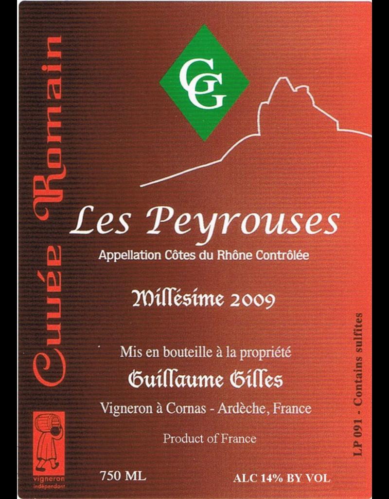 """French Wine Guillaume Gilles """"Les Peyrouses"""" Vin de France 2016 750ml"""