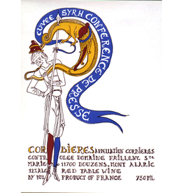 """Domaine Faillenc Sainte Marie """"Cuvée  Syrhconference de Presse"""" Corbieres Rouge 2017 750ml"""