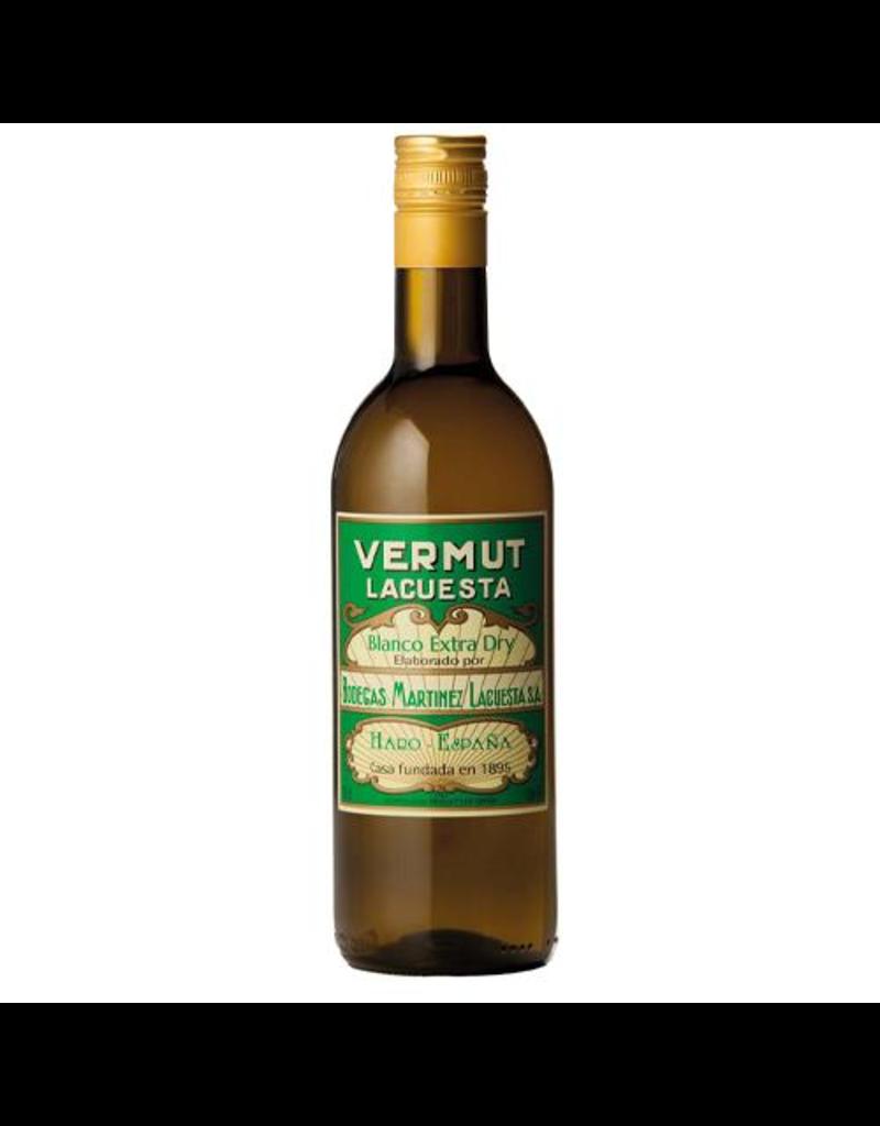 Vermouth Bodegas Martinez Lacuesta Blanco Extra Dry Vermut 750ml