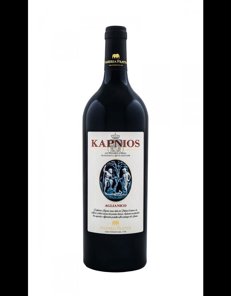 "Italian Wine Masseria Frattasi ""Kapnios"" Aglianico Beneventano 2013 750ml"