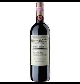 """Italian Wine Monte Bernardi """"Retromarcia"""" Chianti Classico 2017 750ml"""