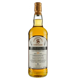 Scotch Signatory Strathmill Single Malt Scotch Whisky Aged 10 Years 750ml