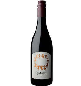 Ten Sisters Pinot Noir Marlborough New Zealand 2017 750ml