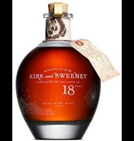 Rum Kirk & Sweeney 18 Year Dominican Rum 750ml