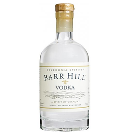 Caledonia Spirits Barr Hill Honey Vodka 750ml