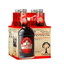 Sweetened Beverage Fentimans Cherry Tree Cola 4pack