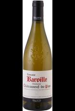 """Brotte """"Domaine Barville"""" Chateauneuf-du-Pape Blanc Roussanne 2014 750ml"""