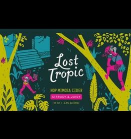 "Graft ""Lost Tropic"" Hop Mimosa Cider 12oz 4pk"