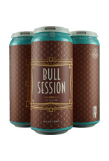 "Pollyanna ""Bull Session"" Golden Ale 4.5%abv 16oz 4pk"