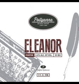 "Pollyanna ""Eleanor"" Porter 6.8%abv 16oz 4pk"