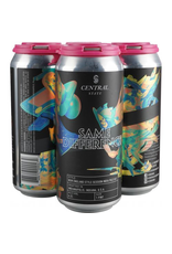 """Central State """"Same Difference"""" New England Style Session IPA 16oz 4pk"""