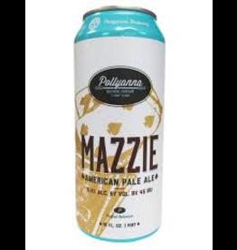 """Pollyanna """"Mazzie"""" American Pale Ale 16oz 4pk"""