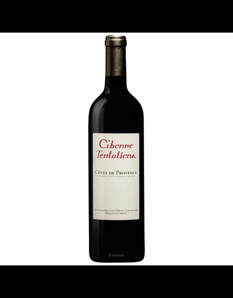 Cibonne Tentations Cotes de Provence 2017 750ml