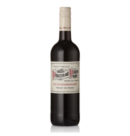 """Pierre et Papa """"Vin Extrordinaire"""" Pays d'Herault Rouge 2018 750ml"""