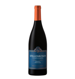 "Stellenbosch Vineyards Pinotage ""Bushvine"" 2017 750ml"
