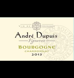 André Dupuis Bourgogne Chardonnay 2015 750ml