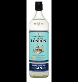 Tyler's Original City of London Premium London Dry Gin One Liter