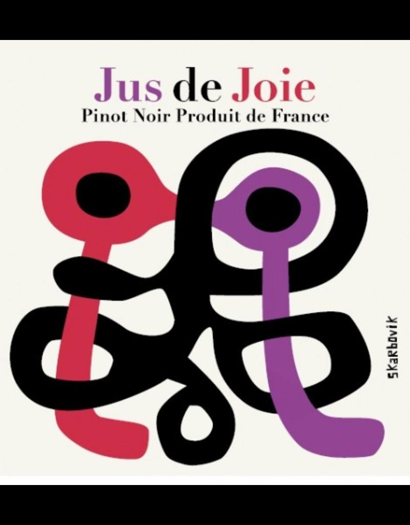 Jus de Joie Pinot Noir Pays D'Oc 2017 750ml