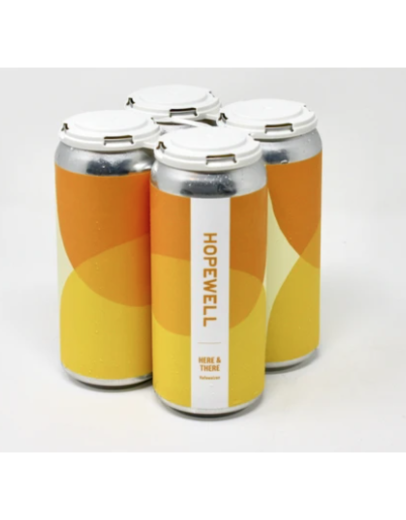 "Hopewell ""Here & There"" 16oz 4pk"