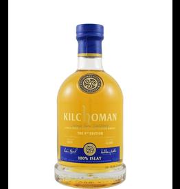 "Kilchoman ""The 9th Edition"" Single Farm Single Malt Scotch Whisky 2019 750ml"