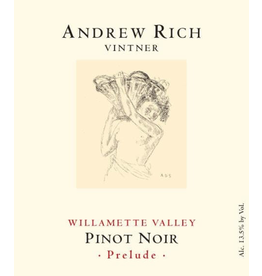 "Andre Rich ""Prelude"" Pinot Noir Willamette Valley 2017 750ml"