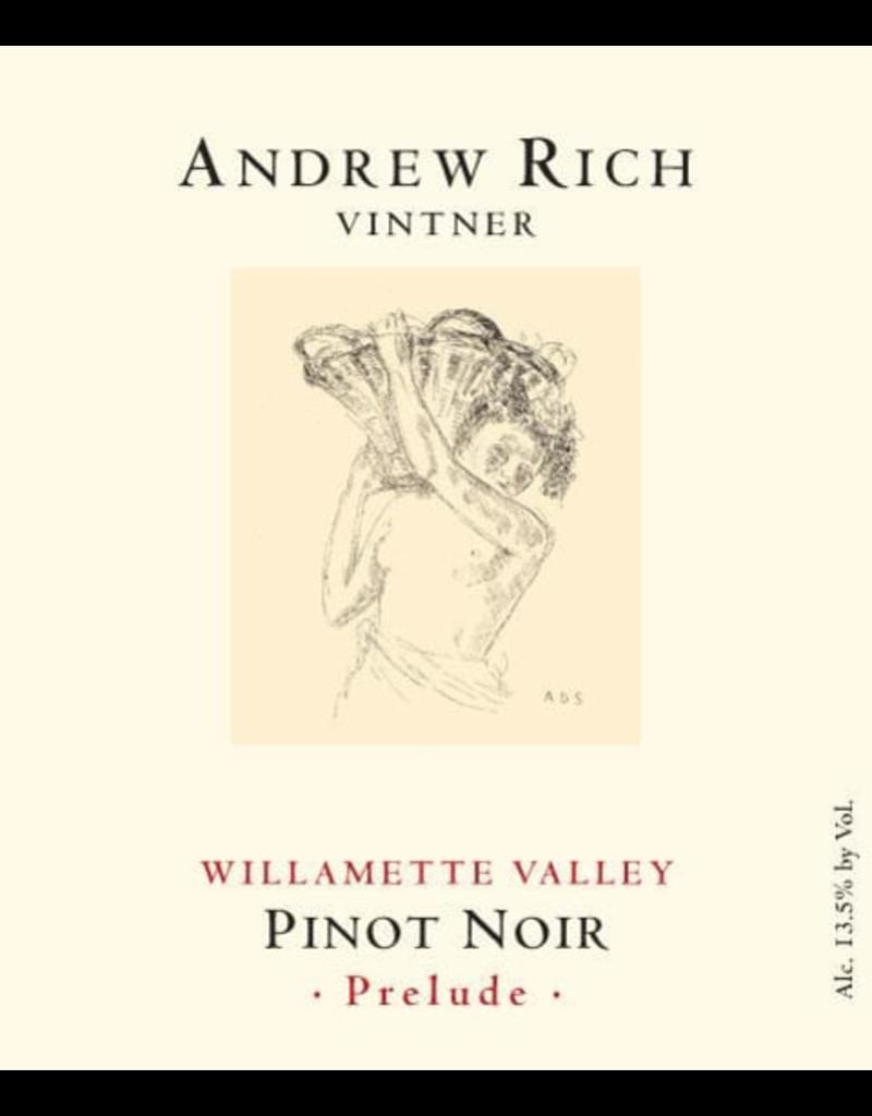 "Andrew Rich ""Prelude"" Pinot Noir Willamette Valley 2017 750ml"