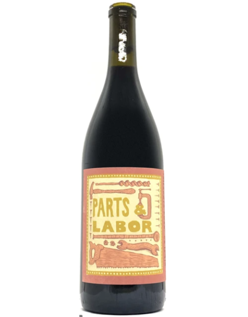 Folk Machine Parts & Labor 2018 750ml