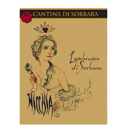 "Carafoli 'Nicchia"" Lambrusco di Modena 750ml"