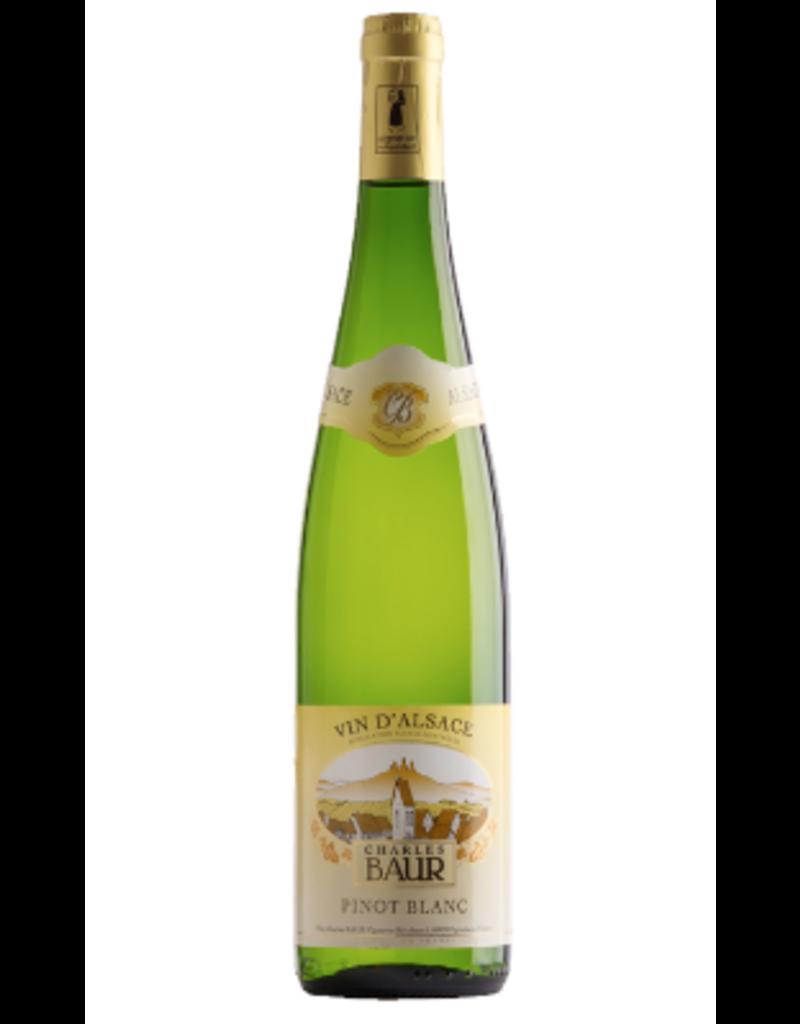 Charles Baur Pinot Blanc Alsace 2015 750ml