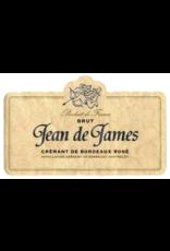 Jean de James Crémant de Bordeaux Brut Rosé NV 750ml