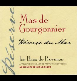 """Mas de Gourgonnier """"Reserve du Mas"""" Les Baux de Provence 2003 750ml"""