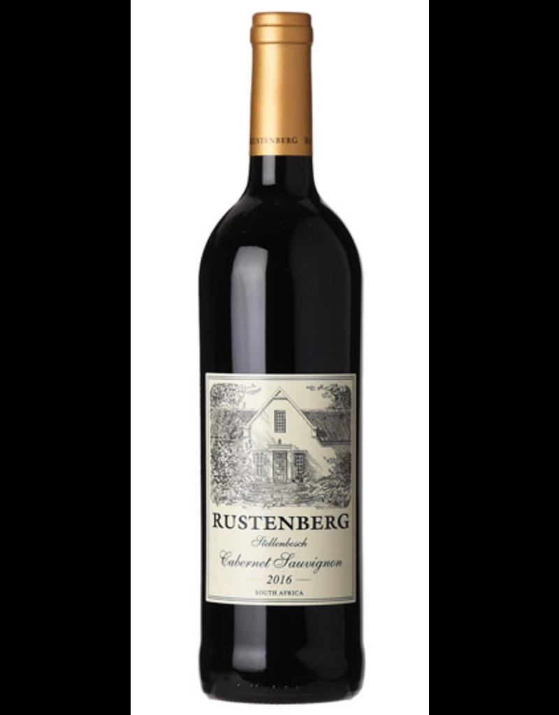 Rustenberg Cabernet Sauvignon Stellenbosch 2018 750ml
