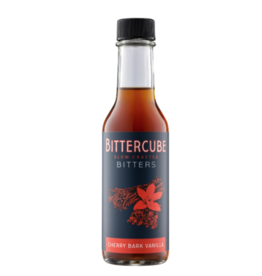 Bittercube Ginger Spiced Cherry Bark Vanilla Bitters 5oz
